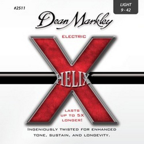 Dean Markley 2511 Helix Hd Electric dean demonator 4 bkcr