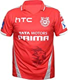 Kings XI Punjab Match Jersey, Large, 2015 Edition
