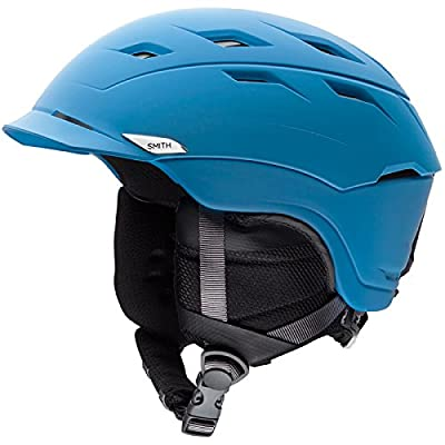 Smith Optics Unisex Adult Variance Snow Sports Helmet - Matte Pacific Large (59-63CM)