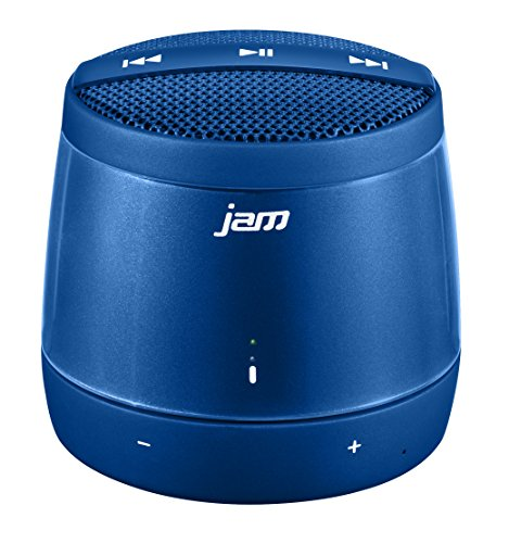 Hmdx Hx-P550Bl Jam Touch Wireless Portable Speaker, Blue