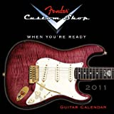 img - for Fender Custom Shop Guitar 2011 Mini Wall Calendar (Calendar) book / textbook / text book