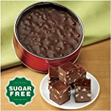 Sugar-Free Chocolate Pecan Fudge from Wisconsin Cheeseman