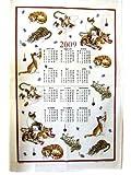 リネンクロス カレンダー2009