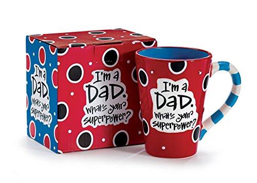 I'm a Dad 12 Oz Dad Coffee Mug
