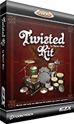 Toontrack EZXpansion-Twisted Kit by Toontrack