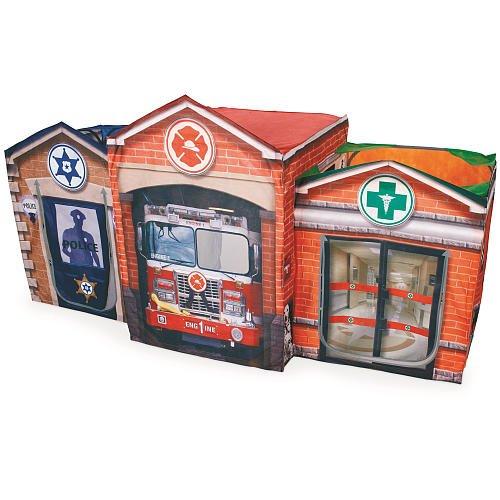 Imaginarium 3-Way Rescue Center front-1053514