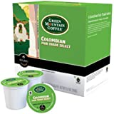 Green Mountain Columbian Decaf Fair Trade Select Coffee Keurig K-Cup, 18 Count