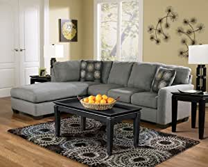 Amazon.com: Zella Sectional Left Arm Facing Chaise