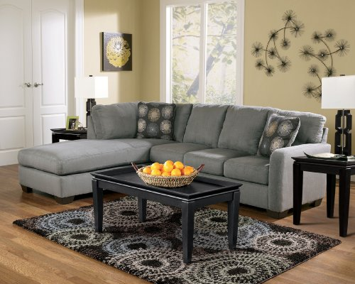Zella Sectional Left Arm Facing Chaise front-977412