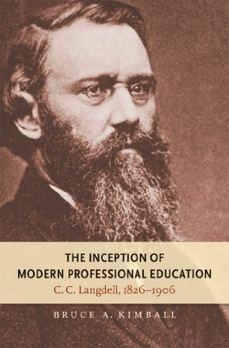 Bruce A. Kimball - Inception of Modern Professional Education