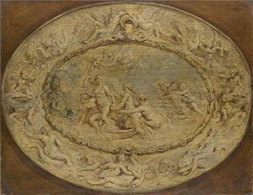 oil-painting-peter-paul-rubens-the-birth-of-venus-printing-on-perfect-effect-canvas-10-x-13-inch-25-