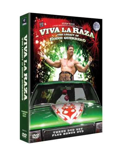 WWE -Viva la Raza!: The Legacy of Eddie Guerrero (4 DVDs)