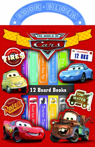 My First Library: The World of Cars, Editors of Publications International; Ltd.