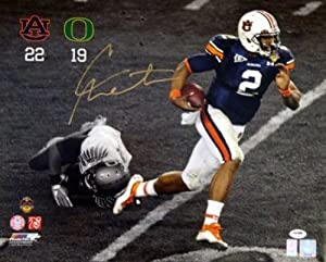 Cam Newton Autographed Signed Auburn 16x20 Photo PSA DNA by Hollywood+Collectibles