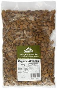 Suma Organic Almonds 1 kg
