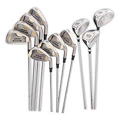 Buy Delta Golf Mens Right Hand 11 Piece Golf Club Set by DELTA GOLF