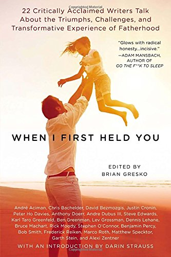 When I First Held You: 22 Critically Acclaimed Writers Talk About the Triumphs, Challenges, and Transformative Experience of Fatherhood PDF