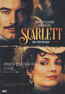 SCARLETT [ ALL REGION IMPORT DVD ] [Import plays UK region 2] with JOANNE WHALLEY-KILMER & TIMOTHY DALTON