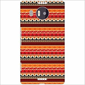 Design Worlds - Microsoft Lumia 950 XL Designer Back Cover Case - Multicolo...