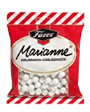 Fazer Marianne Crispy Peppermint Milk Chocolate Candy Dragees Bag 150g