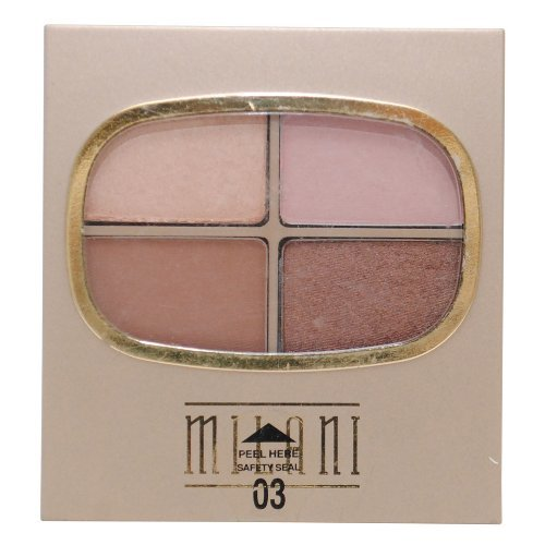 Milani Shadow Wear Eye Shadow Quad Dream Baby (Milani Eye Shadow Quad compare prices)