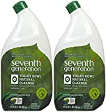 Seventh Generation Toilet Bowl Cleaner, Emerald Cypress and Fir, 32Oz, 2Pk