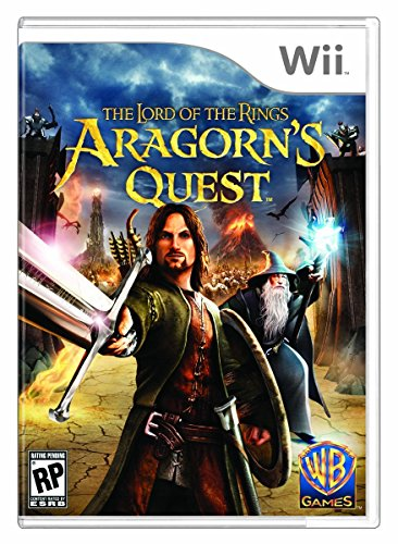 Lord of the Rings: Aragorn's Quest (Nintendo Wii)