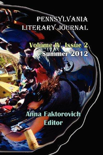 Volume IV, Issue 2: Summer 2012: Pennsylvania Literary Journal