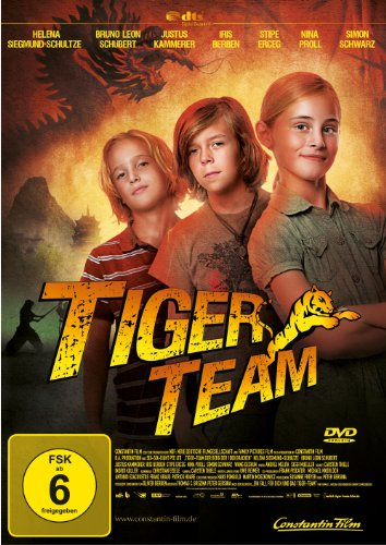 Dvd Tiger team IMPORT Allemand IMPORT Dvd Edition simple