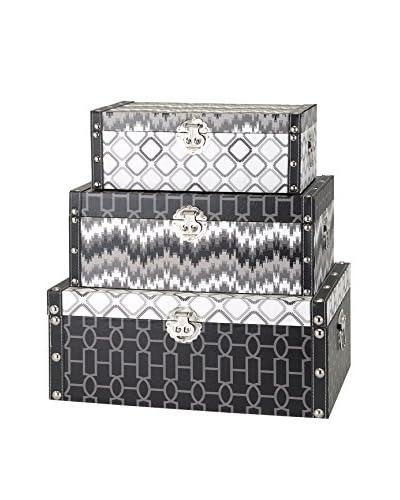Set of 3 Essentials Jazz Storage Boxes