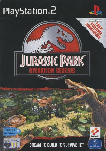 Jurassic Park : Op�ration G�n�sis