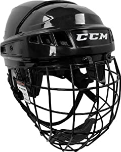 Buy MASKA - CCM U.S. Inc. 04 Hockey Helmet w Cage by CCM