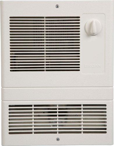 Broan Model 9810Wh High Capacity Wall Heater With 1000 Watt Fan front-19837