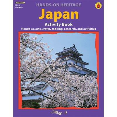 Activity Book Japan Gr 2-6