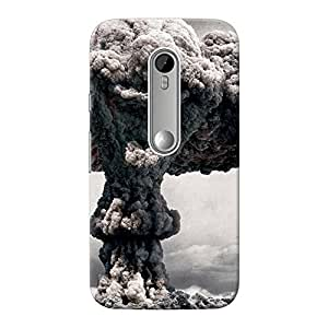 Mobile Back Cover For Motorola G3 (3rd Generation) (Printed Designer Case)
