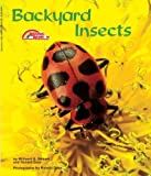img - for Backyard Insects by Selsam, Millicent E., Goor, Ronald (1980) Paperback book / textbook / text book