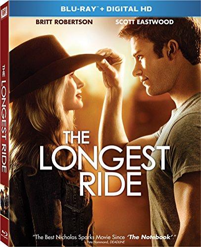 Longest Ride, The Blu-ray