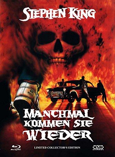 Manchmal kommen sie wieder [Blu-Ray+DVD] auf 333 limitiertes Mediabook Cover C