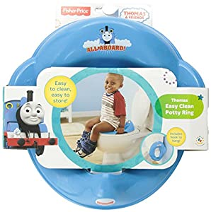 thomas easy clean potty ring thomas the train toilet training seats baby. Black Bedroom Furniture Sets. Home Design Ideas