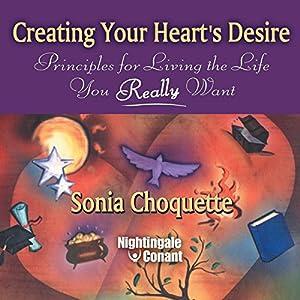 Creating Your Heart's Desire Speech