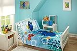 Disney Finding Dory Bubbles 4 Piece Toddler Bedding Set