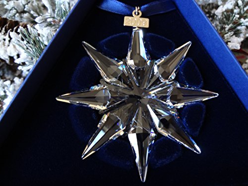 Swarovski-2009-Annual-Edition-Sparkling-Star-Ornament