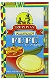 Tropiway Plantain Fufu 680 g (Pack of 6)