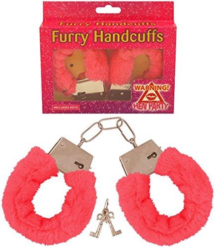 Hen Night rosa manette soffici