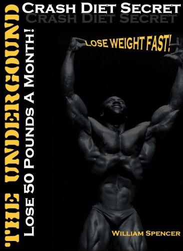 Underground Crash Diets - Lose Weight Fast! (Weight Loss and Crash Diet)