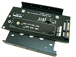 Sintech 26-Pin to SATA Adapter Card For SSD From 2012 MACBOOK PRO Retina A1398 A1425 MC975 MC976 MD976 or Air MD224 MD223 MD231 MD232