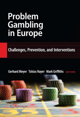 Problem Gambling in Europe: Challenges, Prevention, and Interventions: Extent and Preventive Efforts