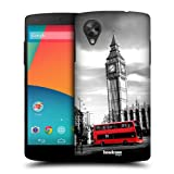 Head Case Big Ben Clock Tower London Best Places Case For Lg Google Nexus 5 D821