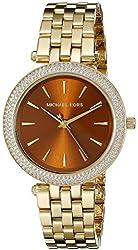 Michael Kors Women's MK3408 Mini Darci Gold-Tone Watch