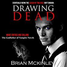 Drawing Dead: Faolan O'Connor, Book 1 Audiobook by Brian McKinley Narrated by Brian Rollins
